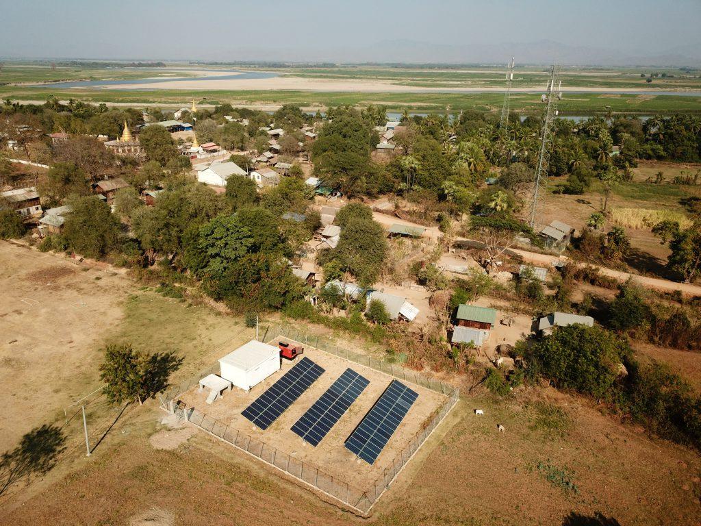 Mizzima – News in Burmese : Yoma Micro Power Myanmar